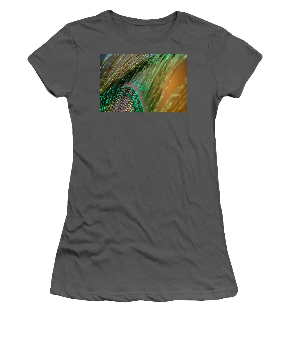 Whimsy Women's T-Shirt (Athletic Fit) featuring the photograph Glory by Lisa Knechtel