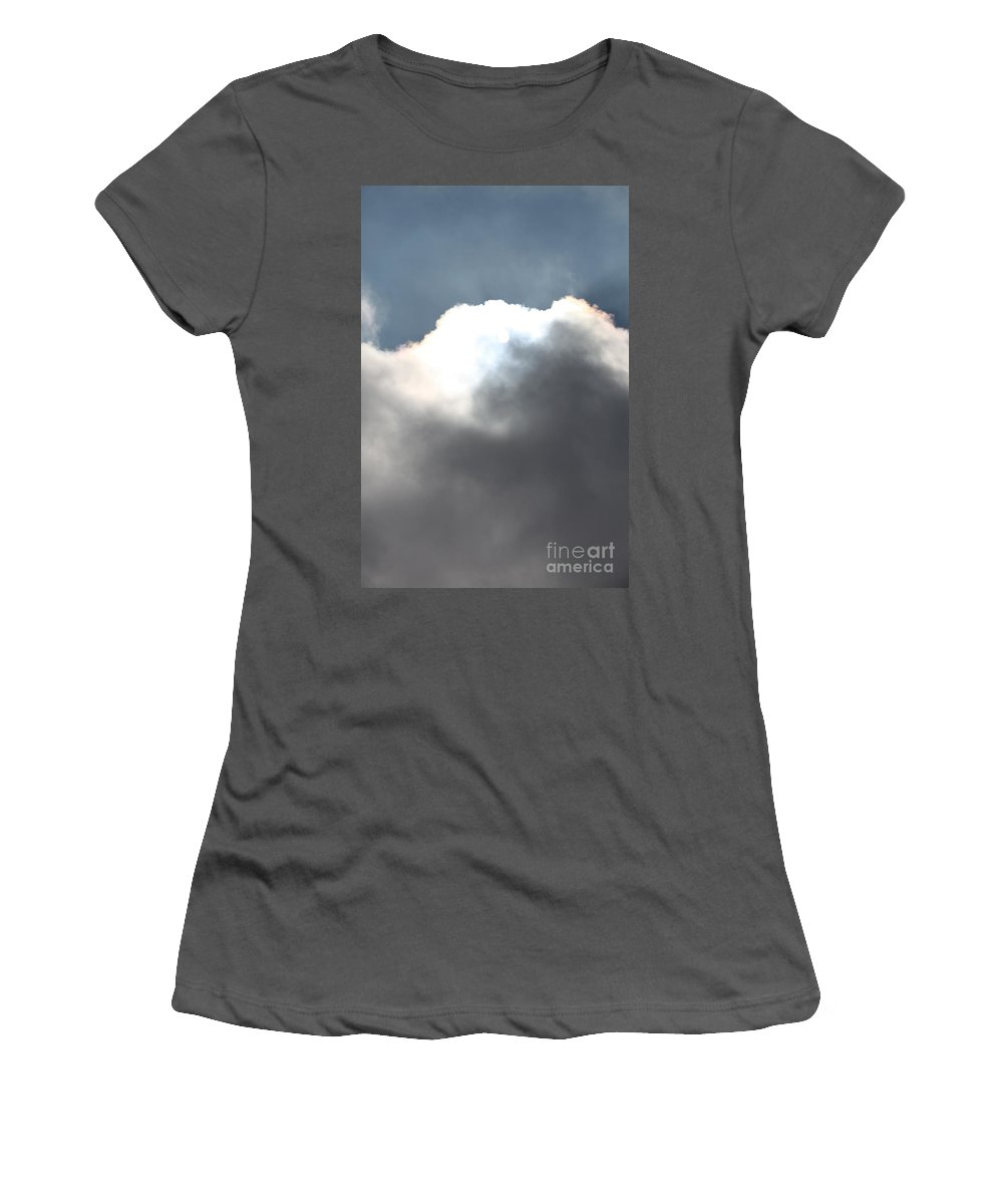 Hope Women's T-Shirt (Athletic Fit) featuring the photograph Hope by Nadine Rippelmeyer