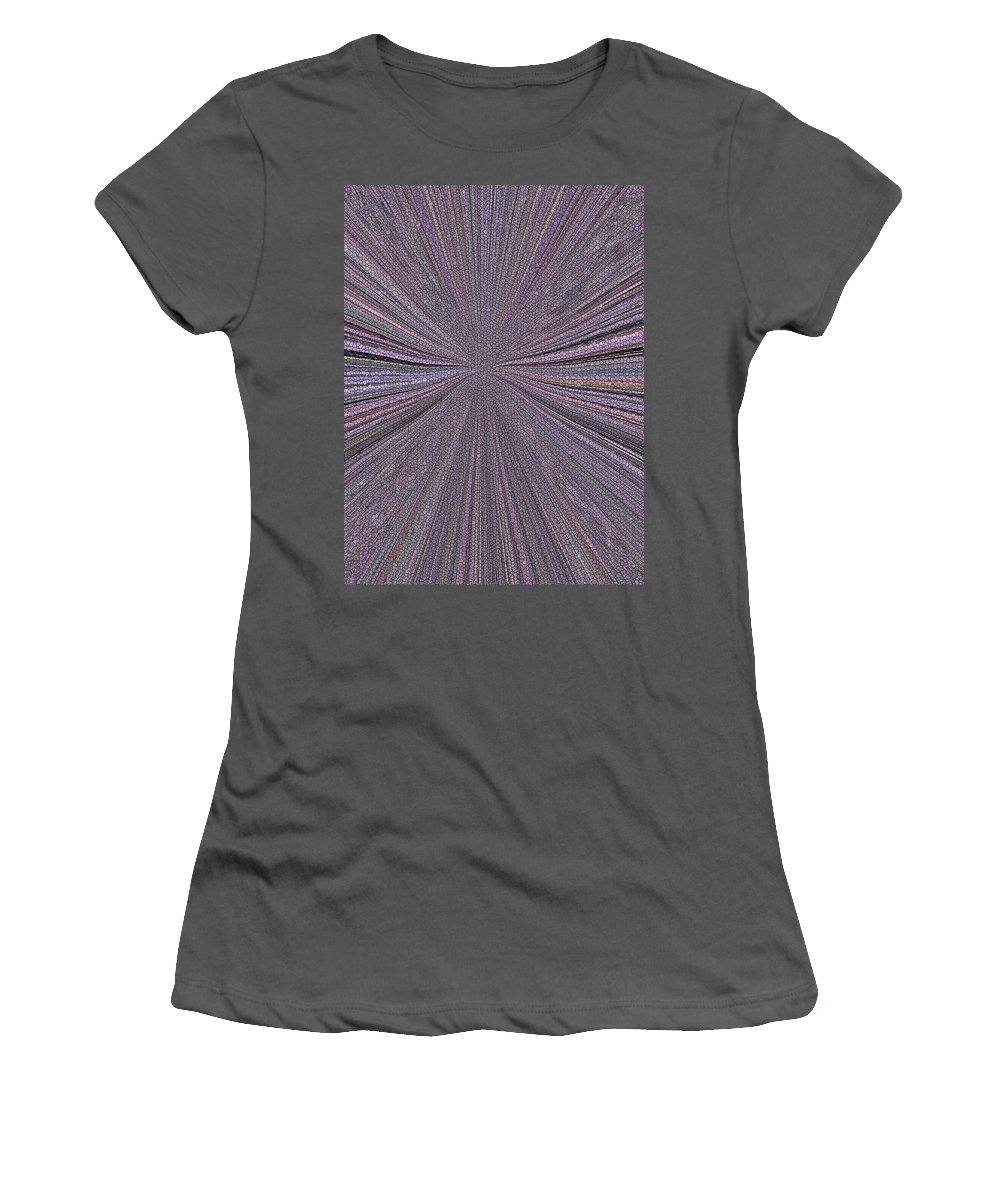 Inward Women's T-Shirt (Athletic Fit) featuring the photograph Inward by Tim Allen