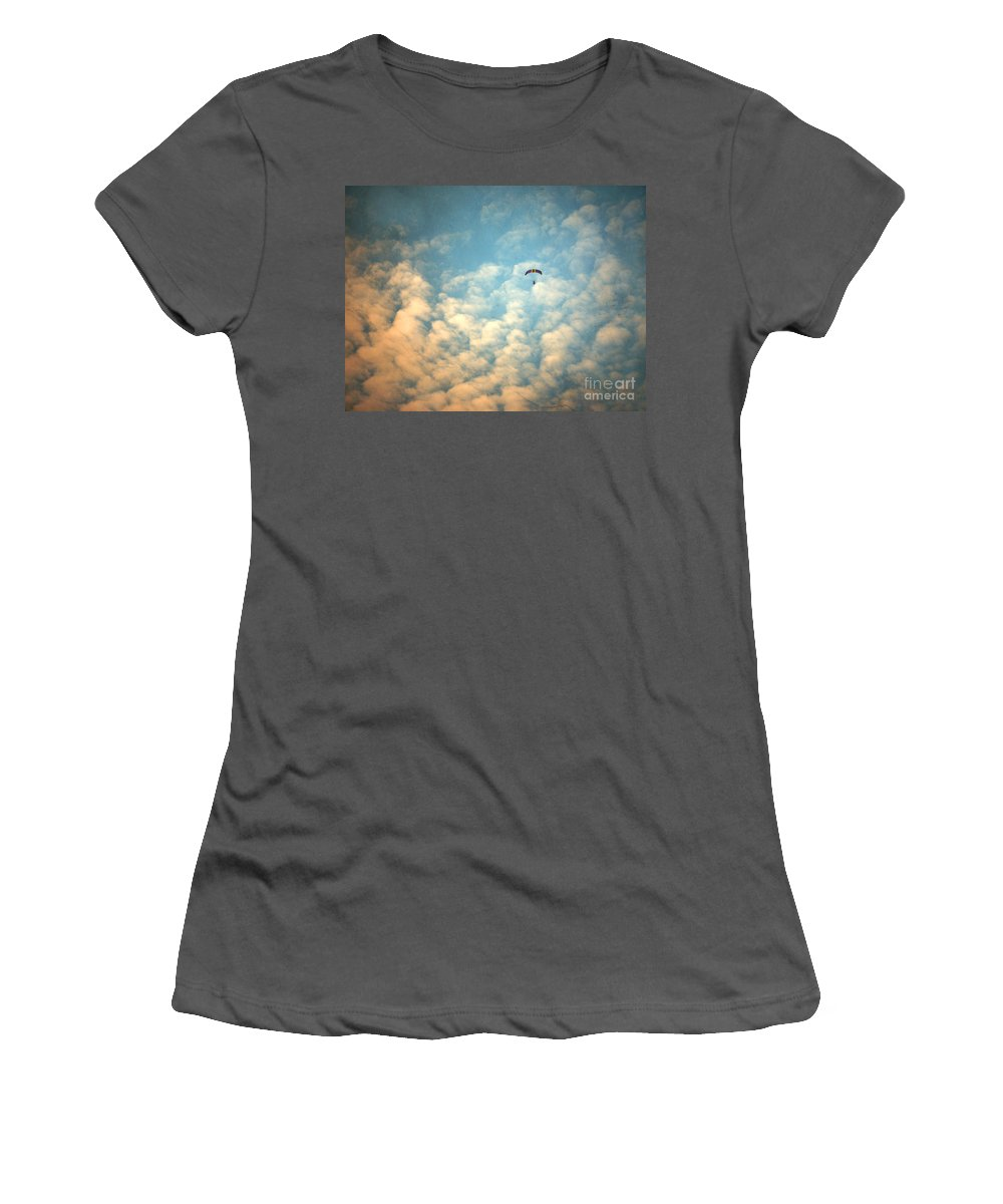 Person Women's T-Shirt (Athletic Fit) featuring the photograph May 24 2010 by Tara Turner