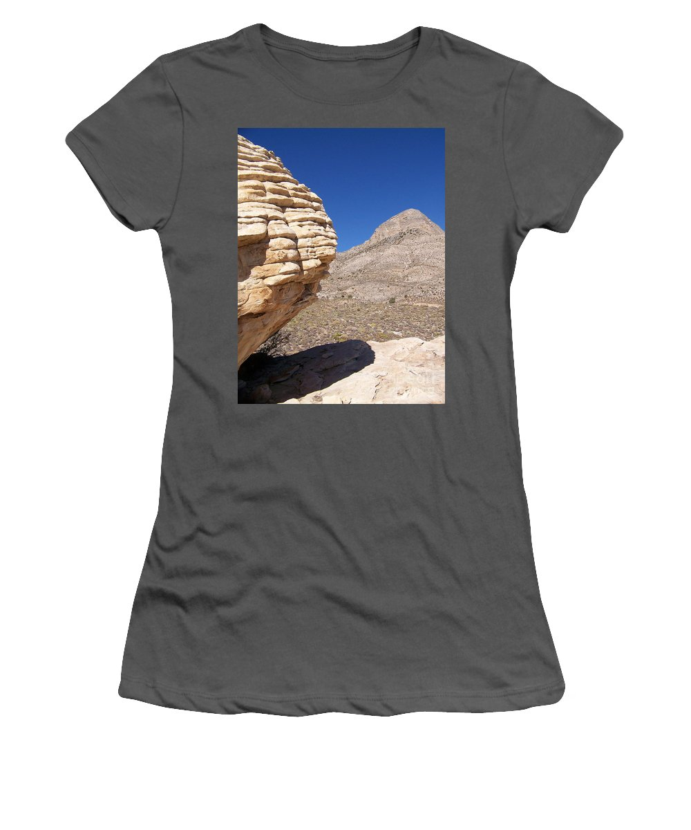 Scenic Women's T-Shirt (Athletic Fit) featuring the photograph Odd Ball by Greg Hammond