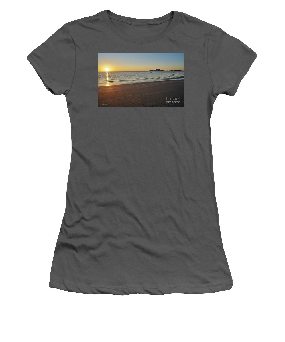 Women's T-Shirt (Athletic Fit) featuring the photograph Offroad by Bruce Jarmie
