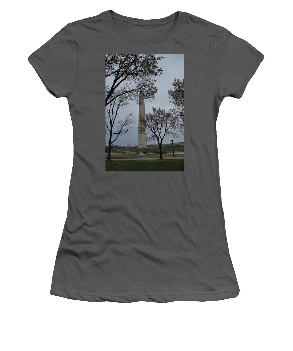 Spring Women's T-Shirt (Athletic Fit) featuring the photograph Spring by Carrie Goeringer