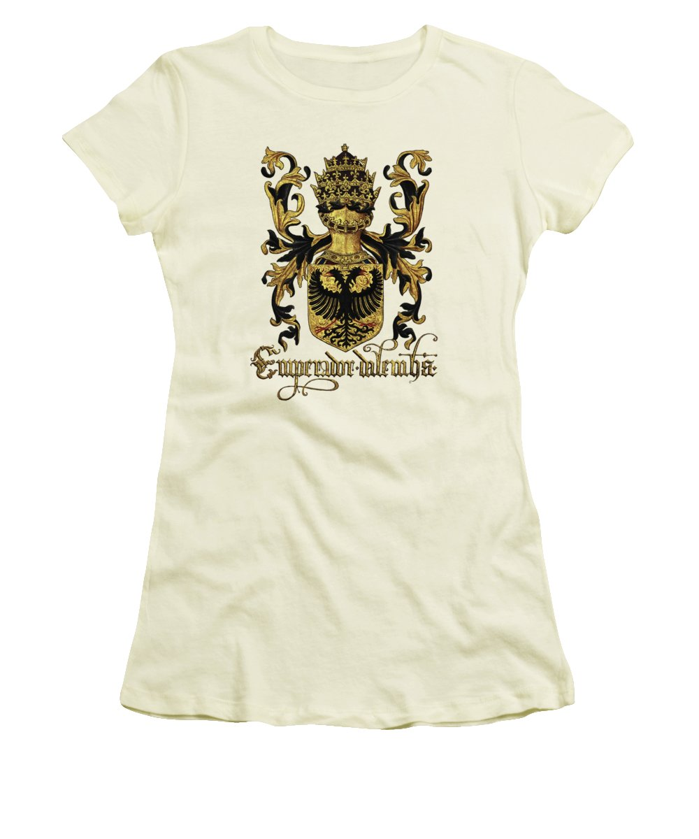 Coats Of Arms Junior T-Shirts