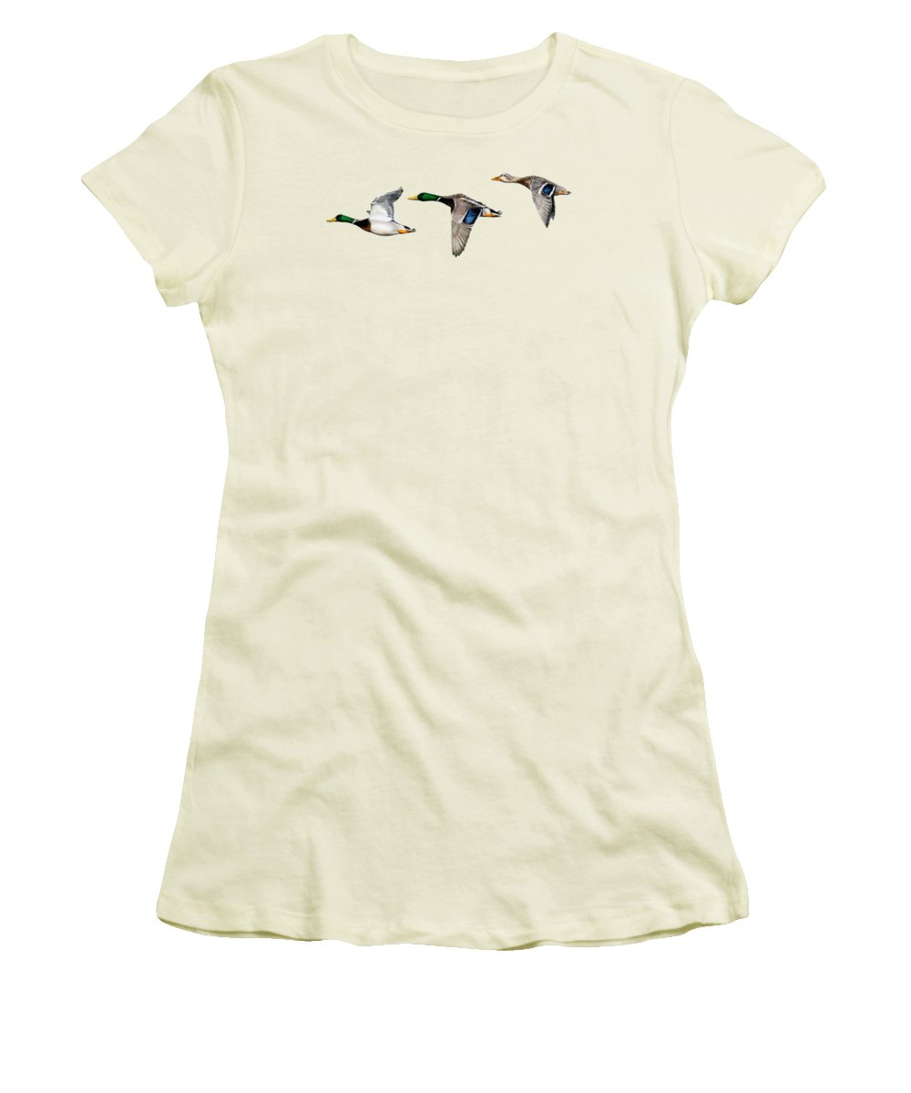 Geese Women's T-Shirts
