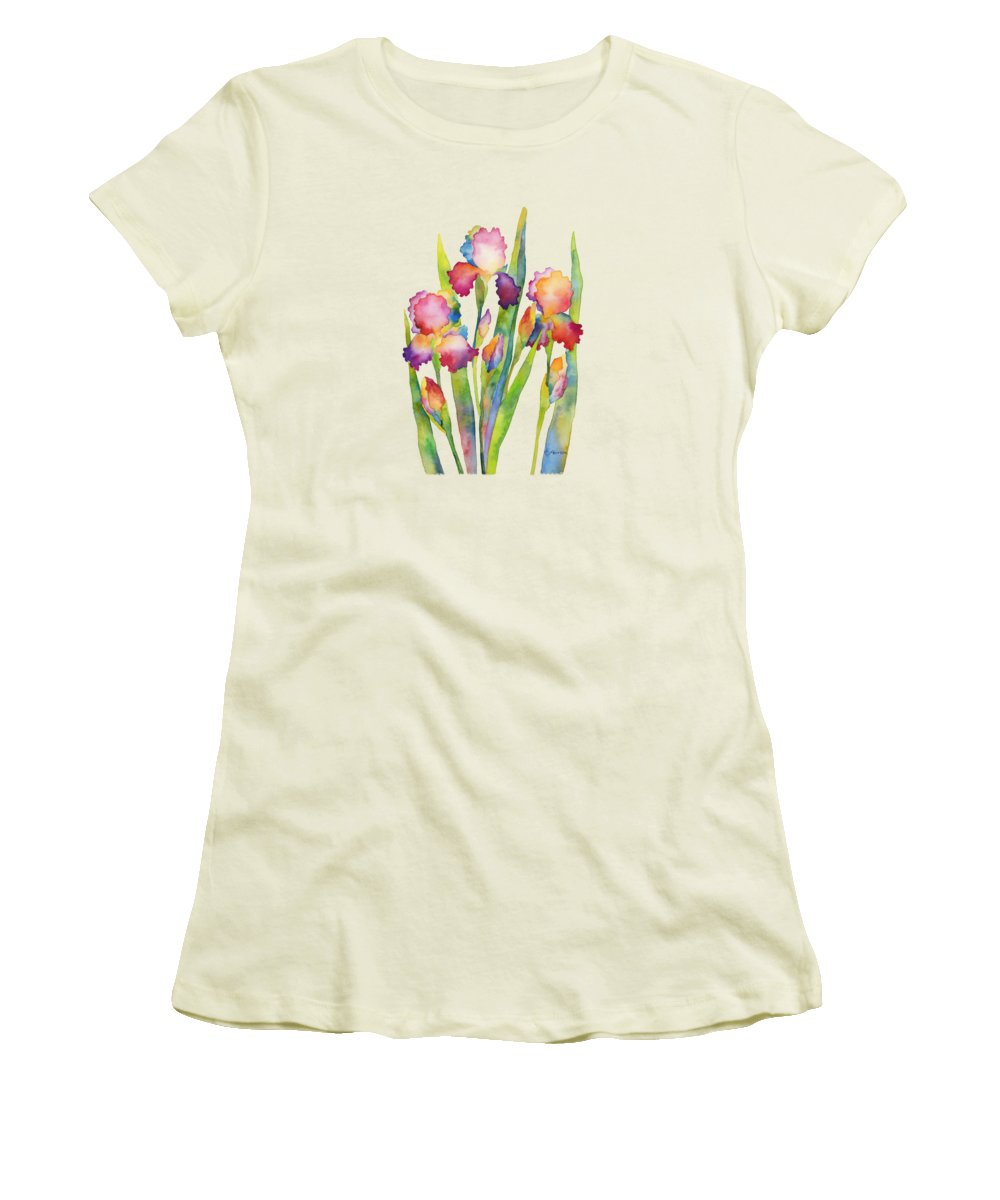 Irises Junior T-Shirts