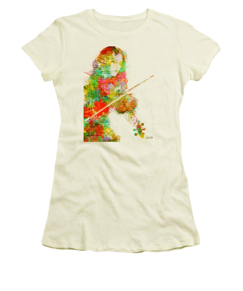 Violin Junior T-Shirts