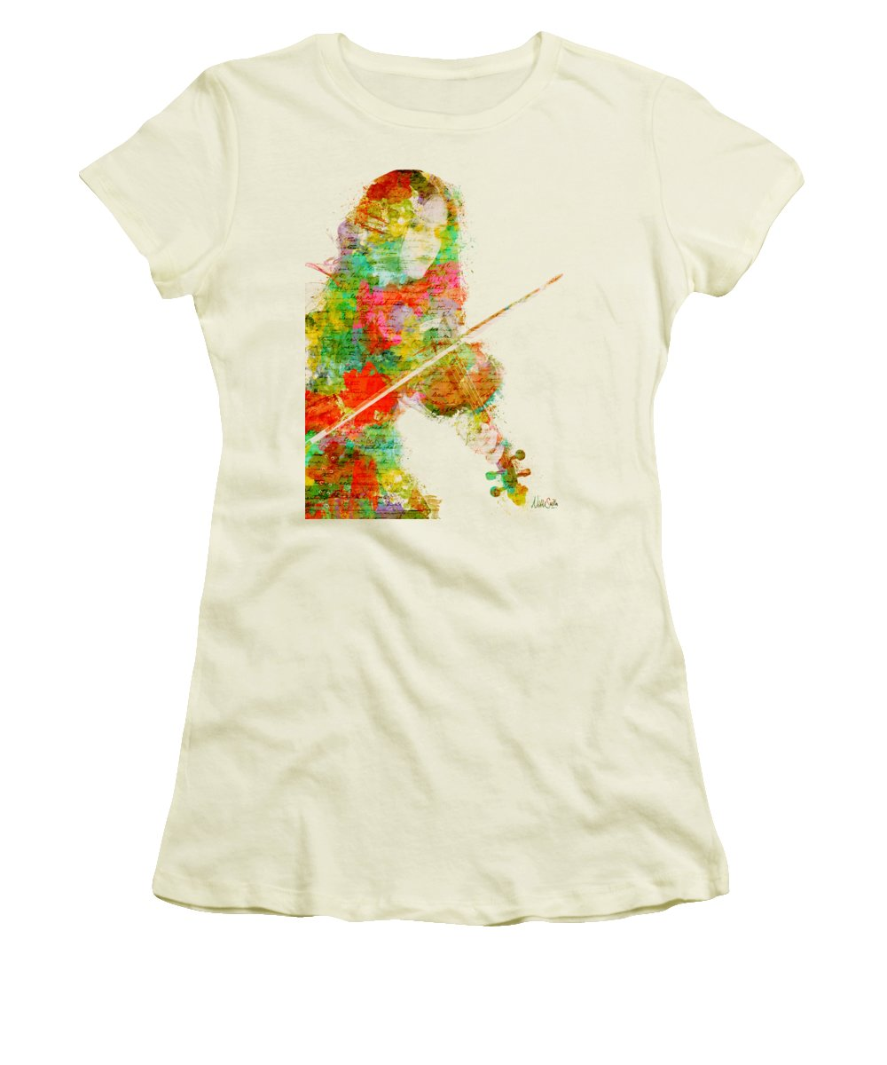 Violin Women's T-Shirts