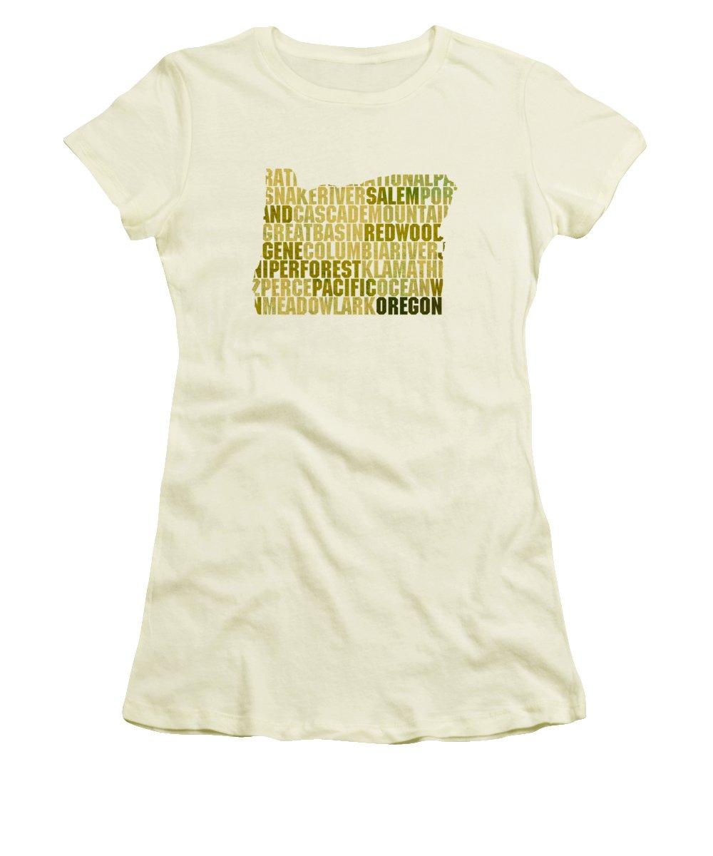Oregon State Women's T-Shirts