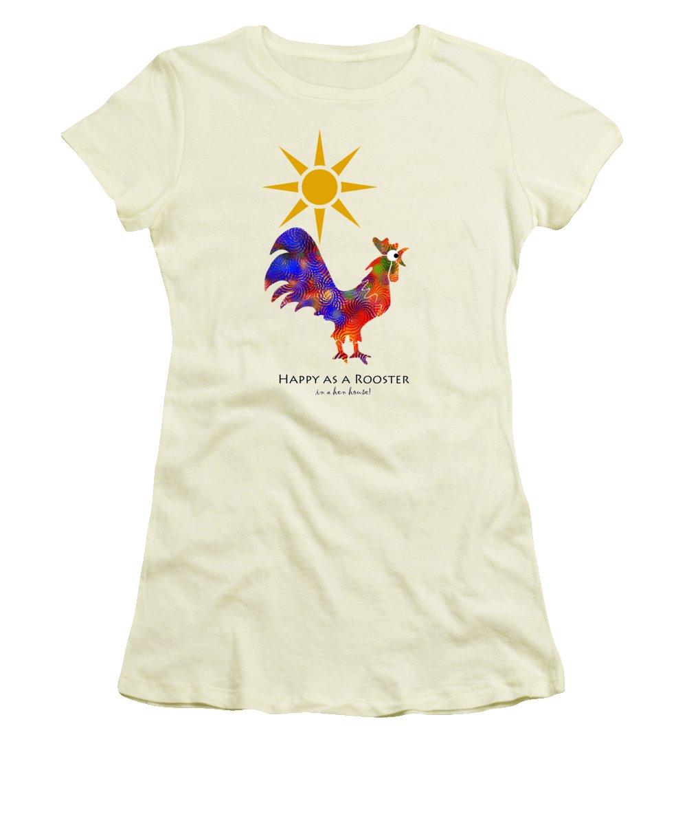 Chicken Junior T-Shirts
