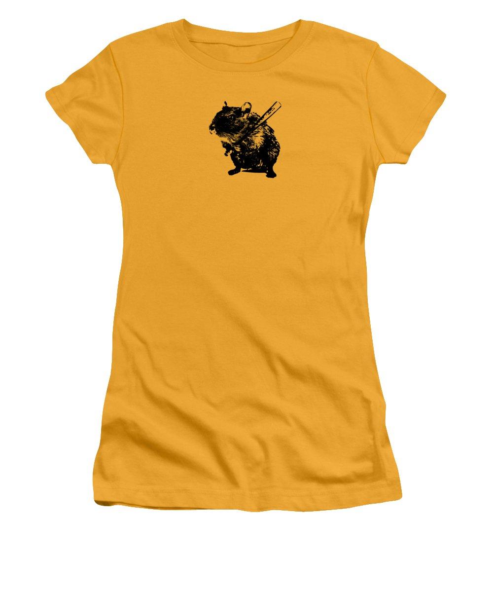 Beaver Women's T-Shirts