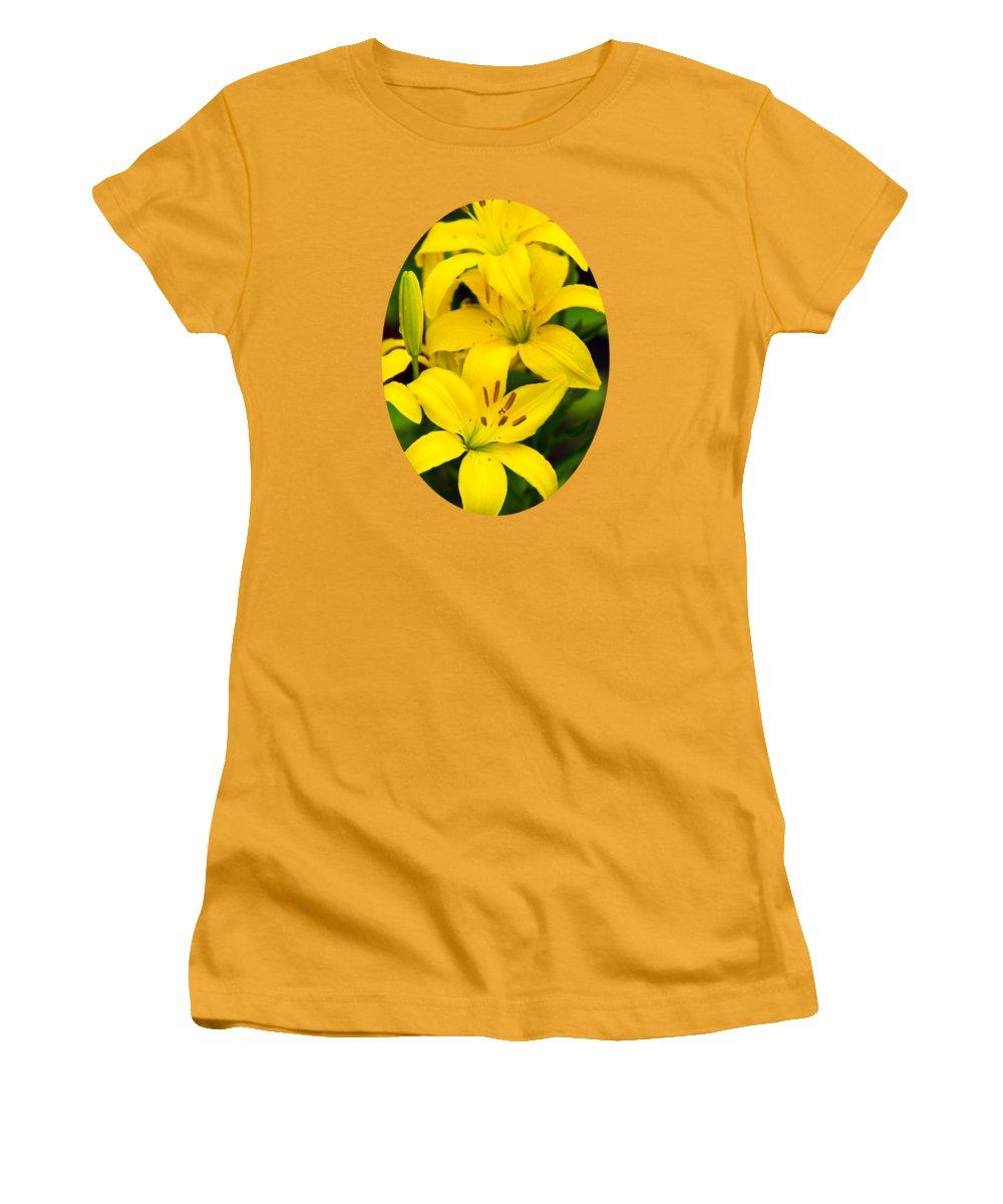 Lilies Junior T-Shirts