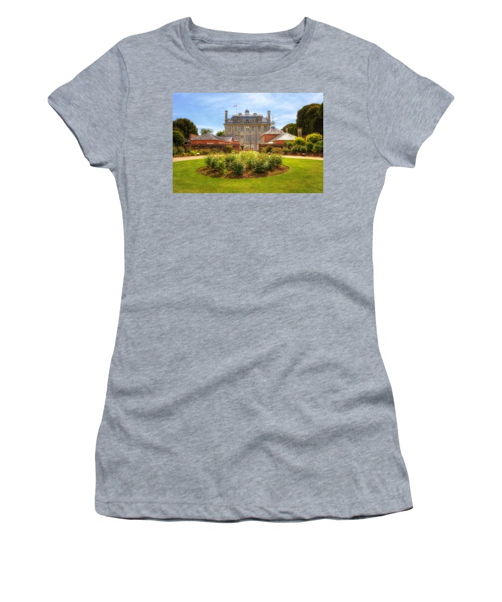 Kingston Lacy Women's T-Shirt featuring the photograph Kingston Lacy by Joana Kruse