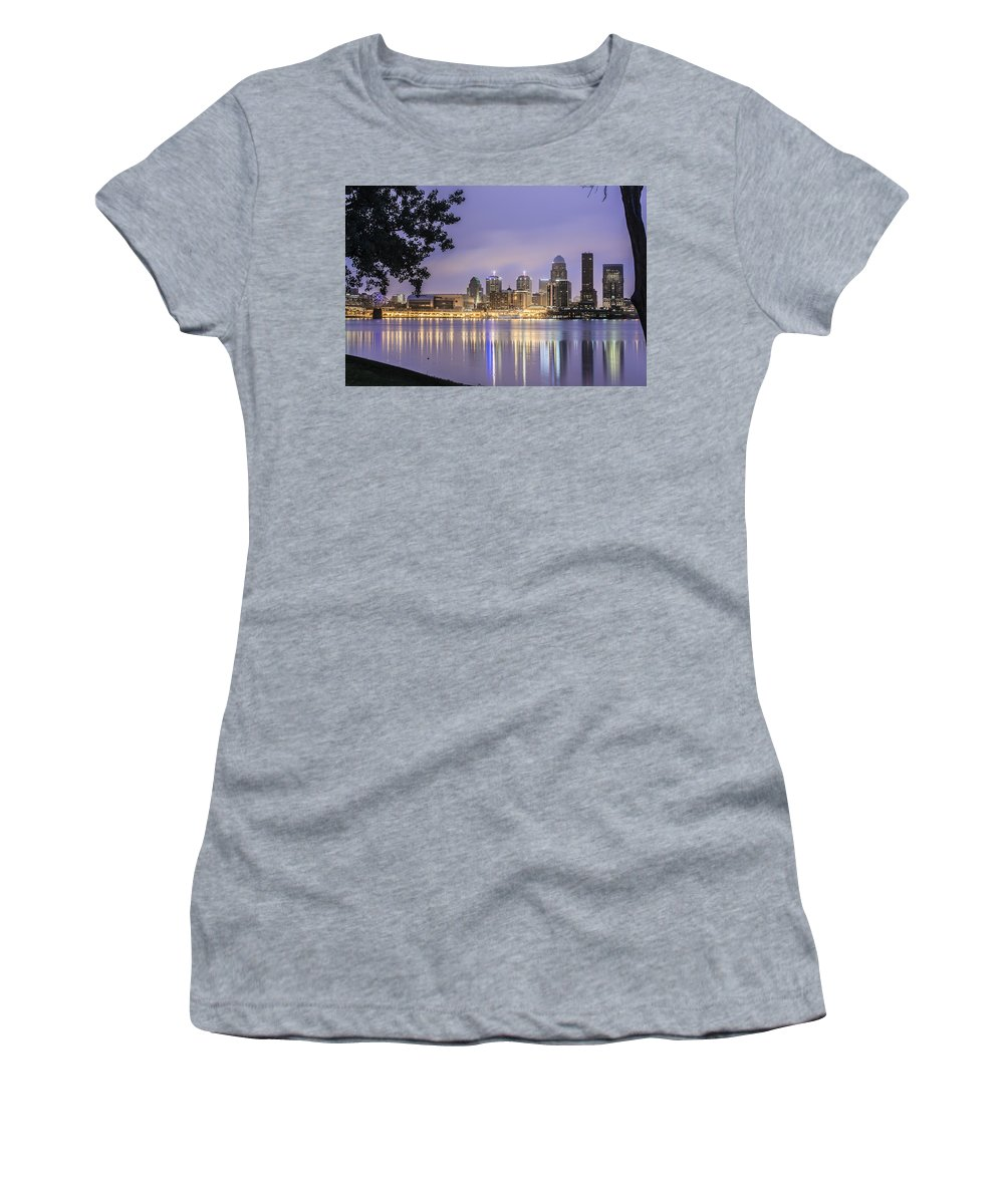 Louisville Women's T-Shirt featuring the photograph Bliss by James Guest