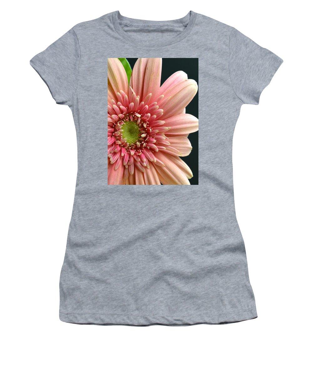 Gerber Women's T-Shirt featuring the photograph Dsc250d-003 by Kimberlie Gerner