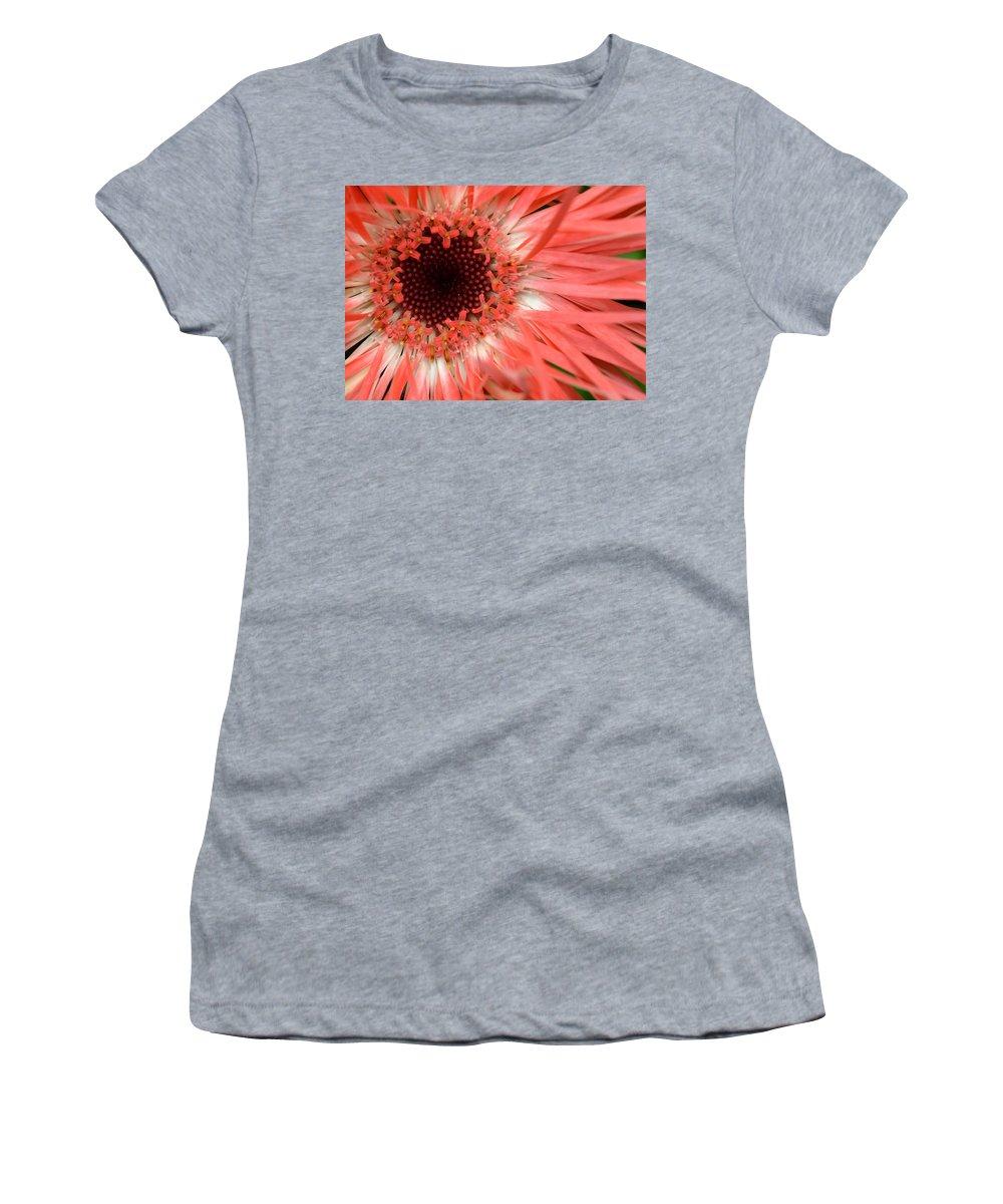 Gerber Women's T-Shirt featuring the photograph Dsc421d-001 by Kimberlie Gerner