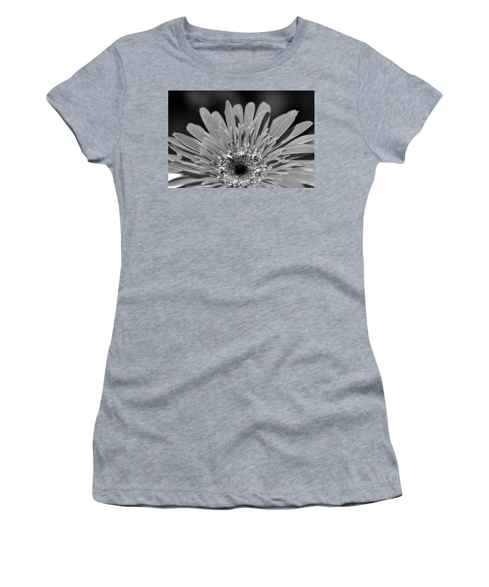 Gerber Women's T-Shirt featuring the photograph Dsc756d1 by Kimberlie Gerner