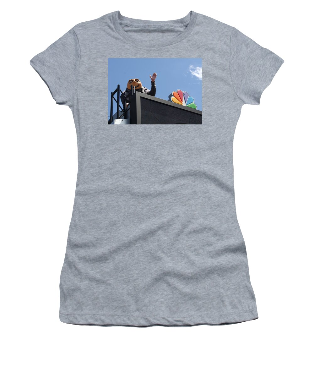 Orlando Women's T-Shirt (Athletic Fit) featuring the photograph Felonius Gru by David Nicholls