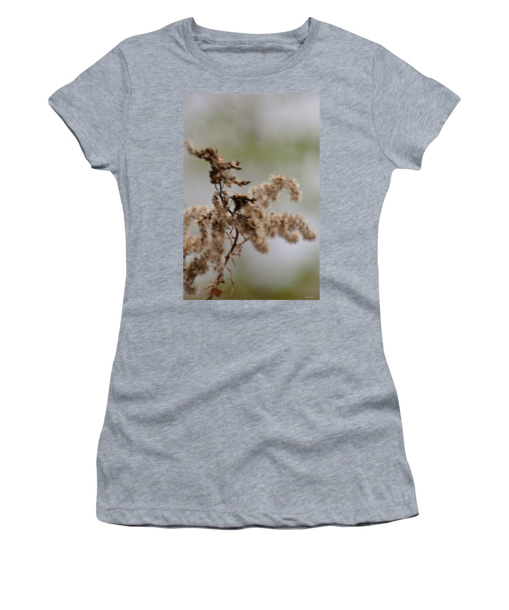 Natural Abstract 48 Women's T-Shirt featuring the photograph Natural Abstract 48 by Maria Urso