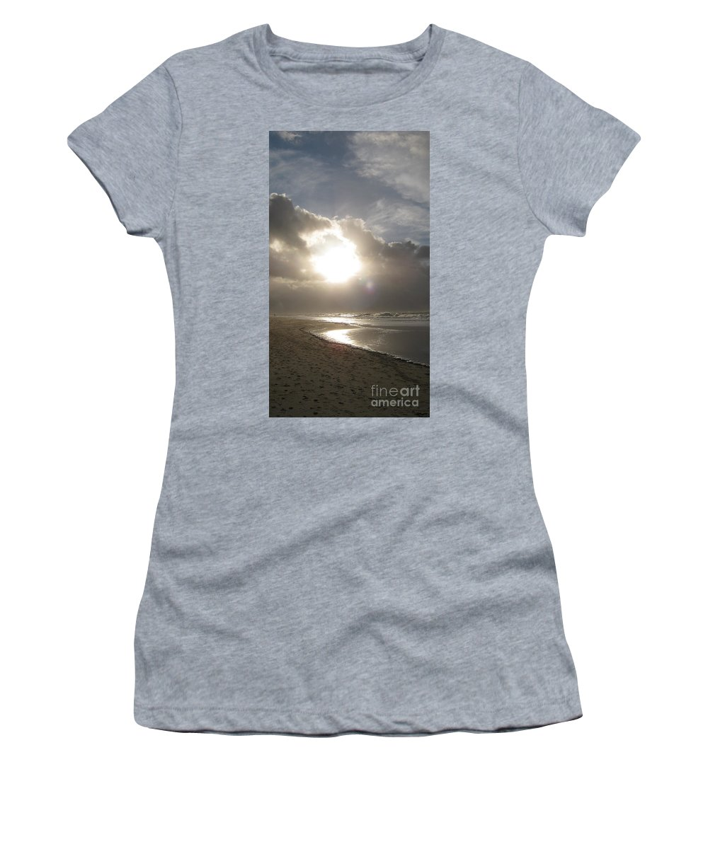 Opening Women's T-Shirt featuring the photograph Opening 2 by Heidi Sieber