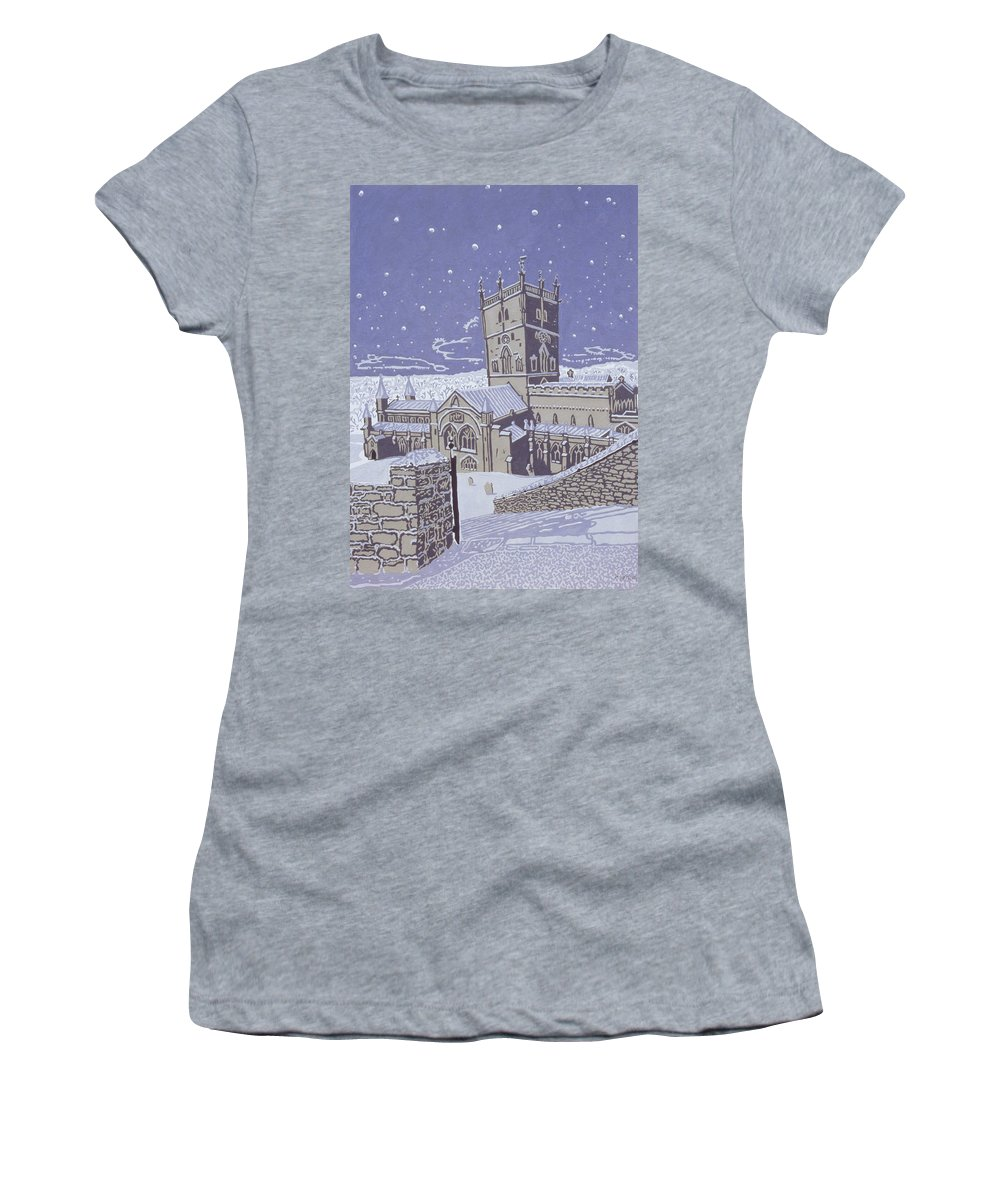 Church Yard Women's T-Shirts