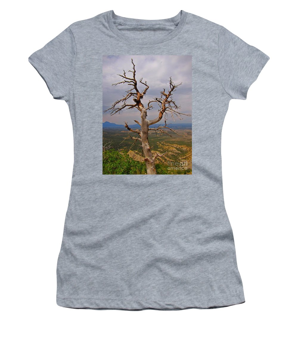 Testament To Endurance Women's T-Shirt featuring the photograph Testament To Endurance by John Malone