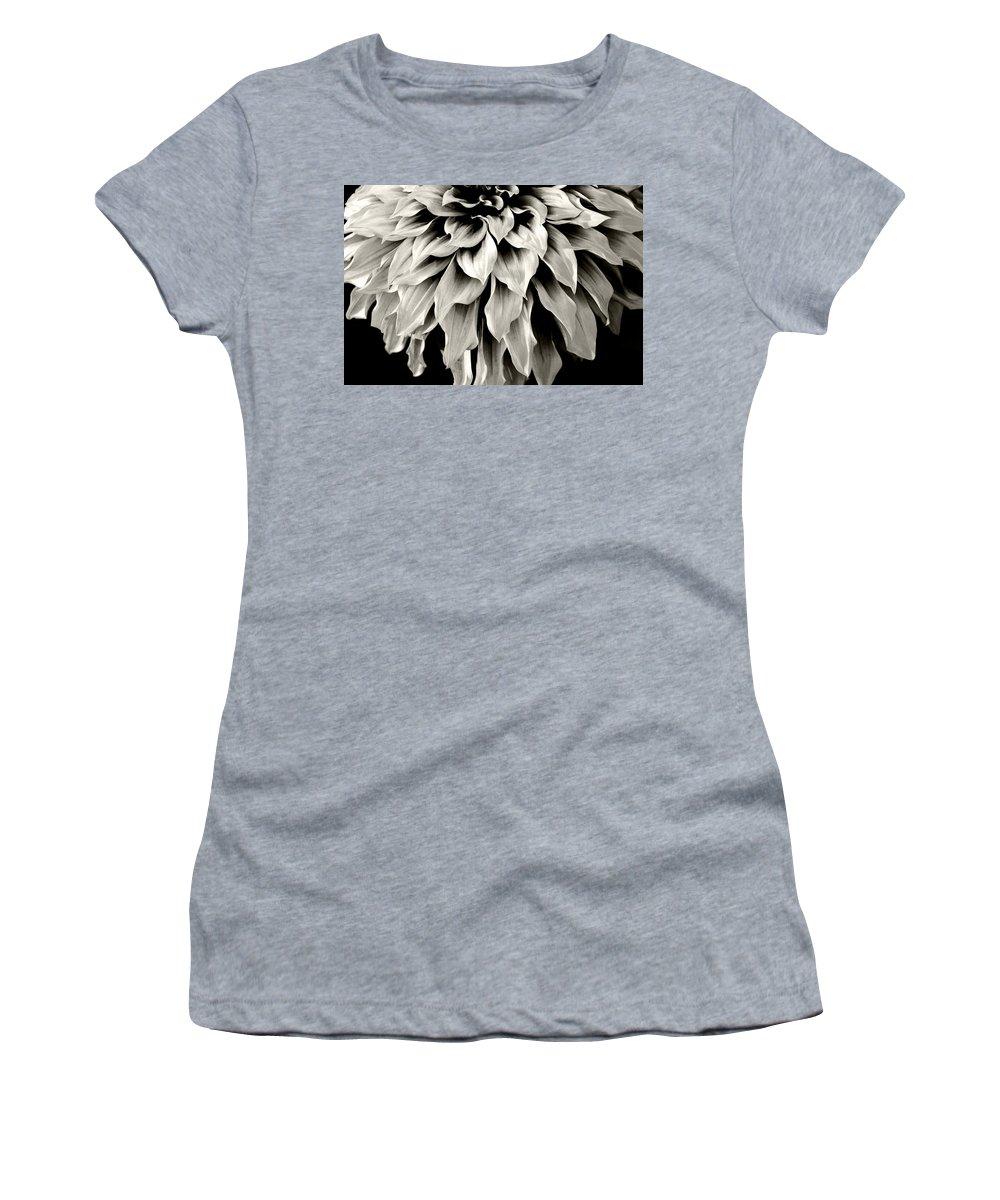 Flowers Women's T-Shirt featuring the photograph Dahlia Flower by Sumit Mehndiratta