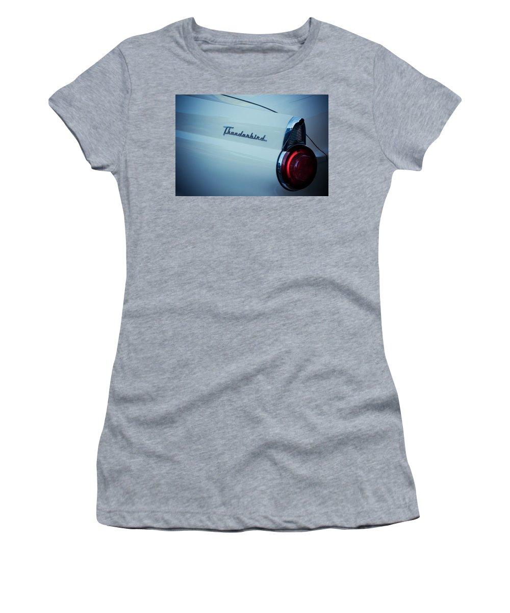 Thunderbird Women's T-Shirt featuring the photograph Good Times by Trish Tritz