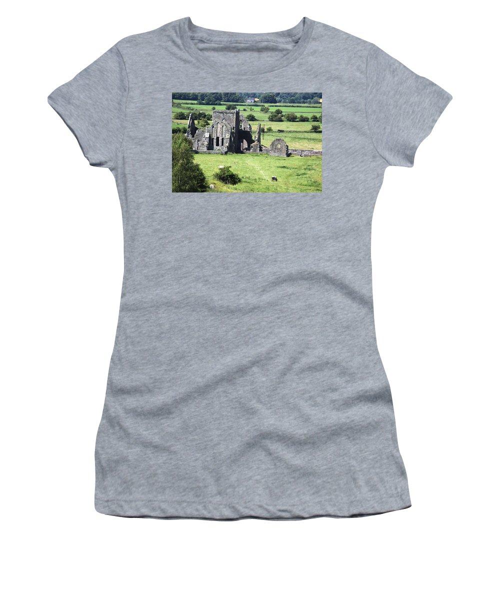 Ireland Women's T-Shirt featuring the photograph Ireland 0006 by Carol Ann Thomas