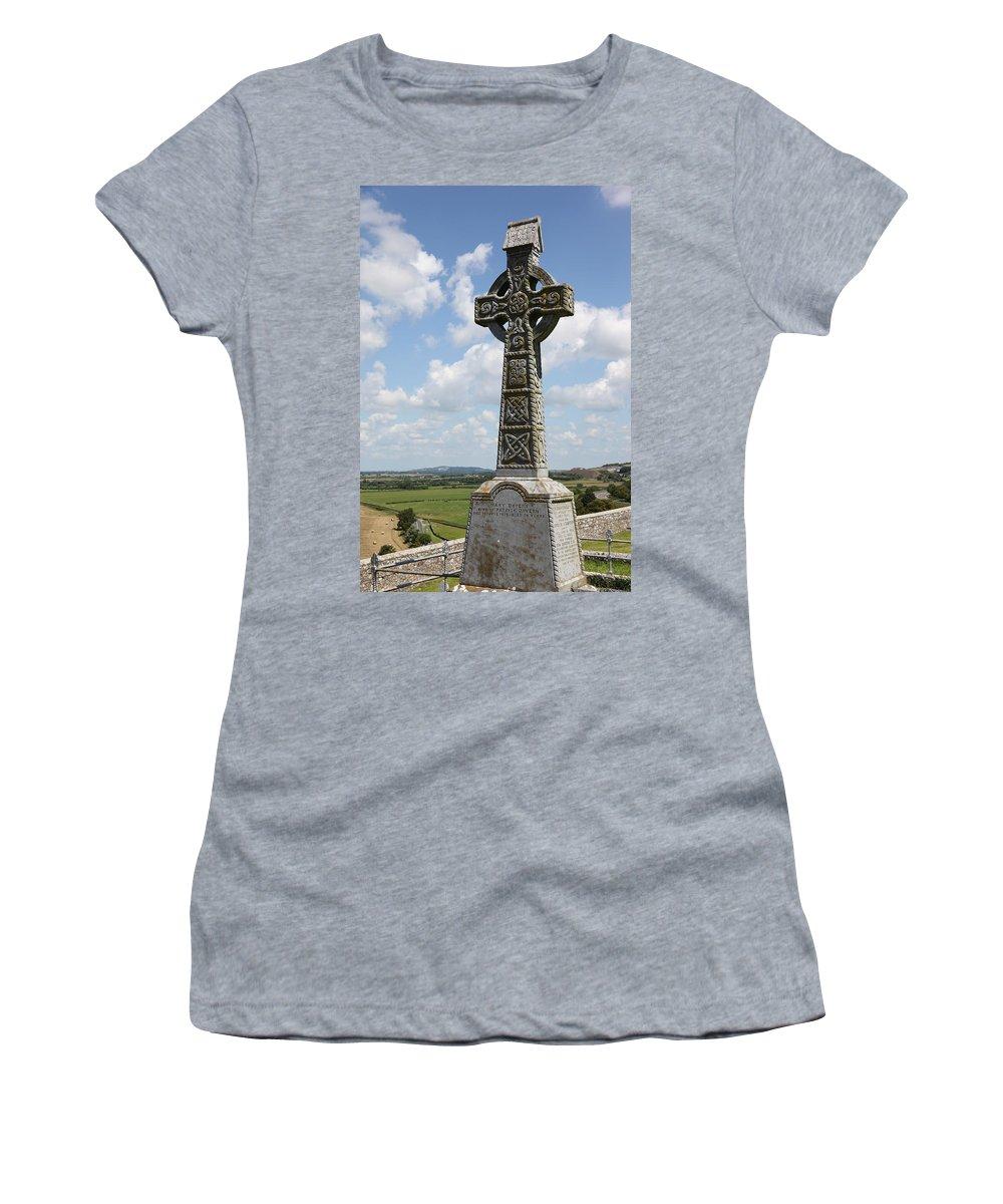 Ireland Women's T-Shirt featuring the photograph Ireland 0007 by Carol Ann Thomas