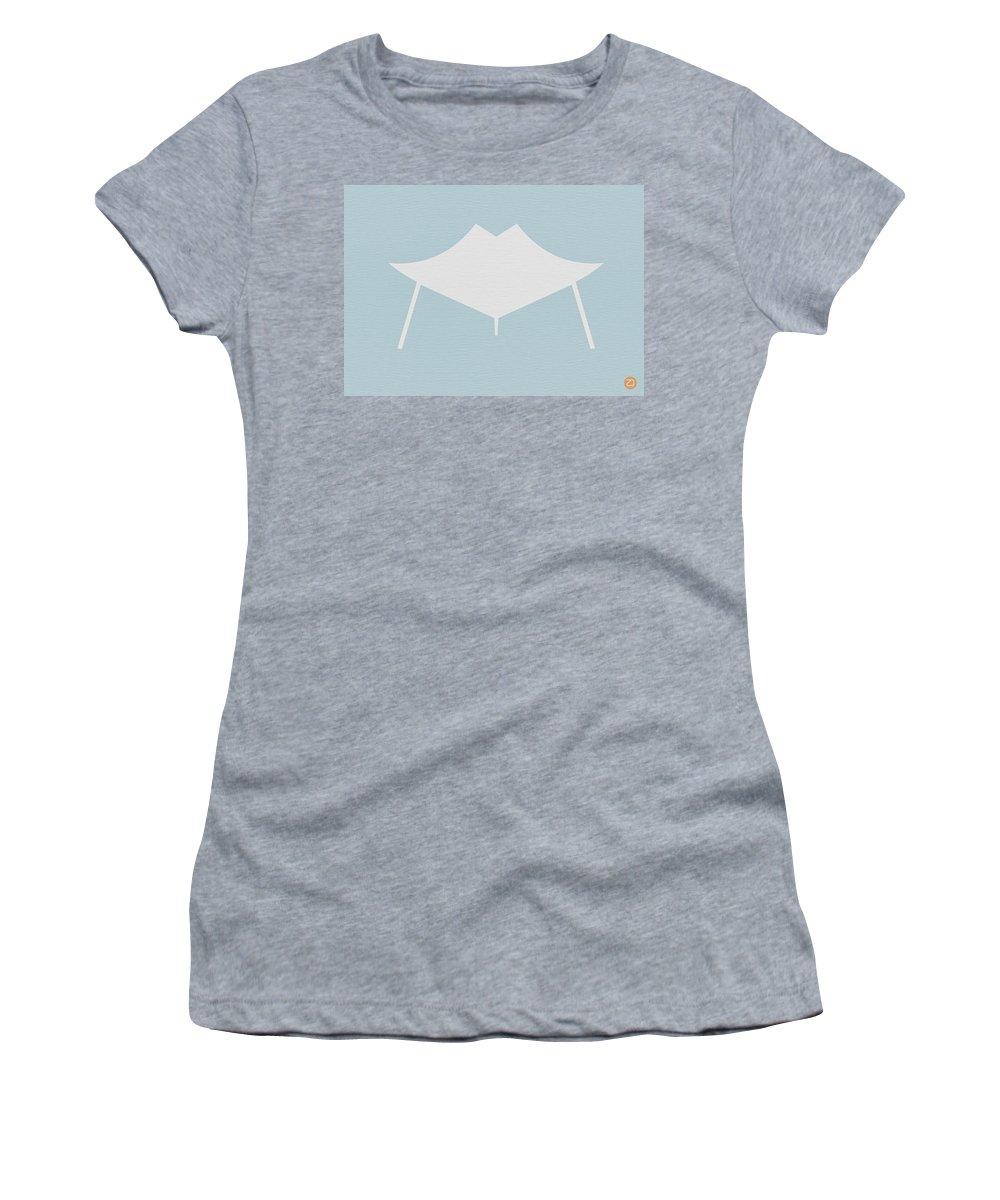 Chair Women's T-Shirt featuring the digital art Modern Chair by Naxart Studio