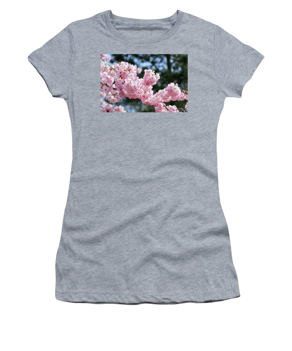 Spring Women's T-Shirt (Athletic Fit) featuring the photograph Spring by Alex Simon
