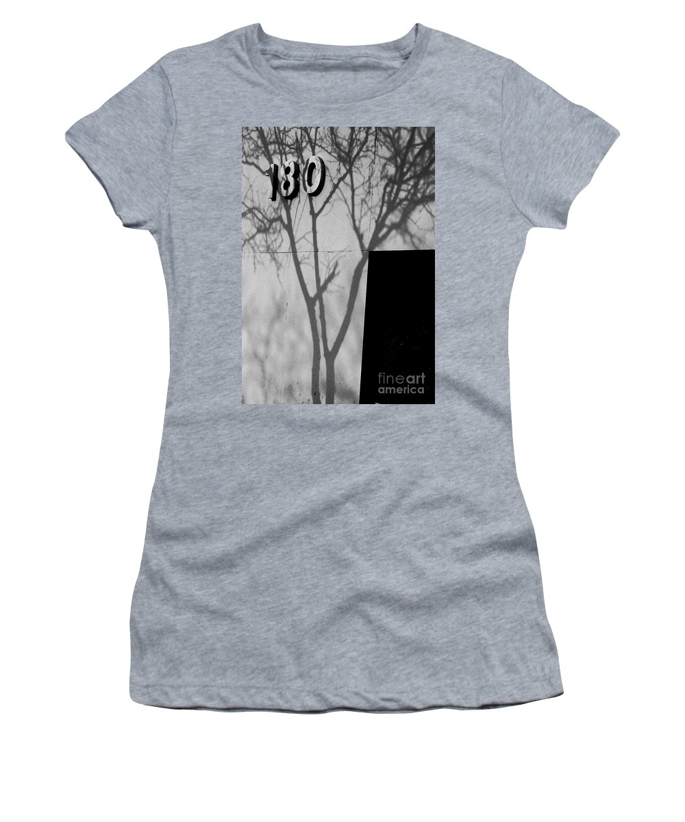 180 Women's T-Shirt (Athletic Fit) featuring the photograph 180 by Chris Fleming