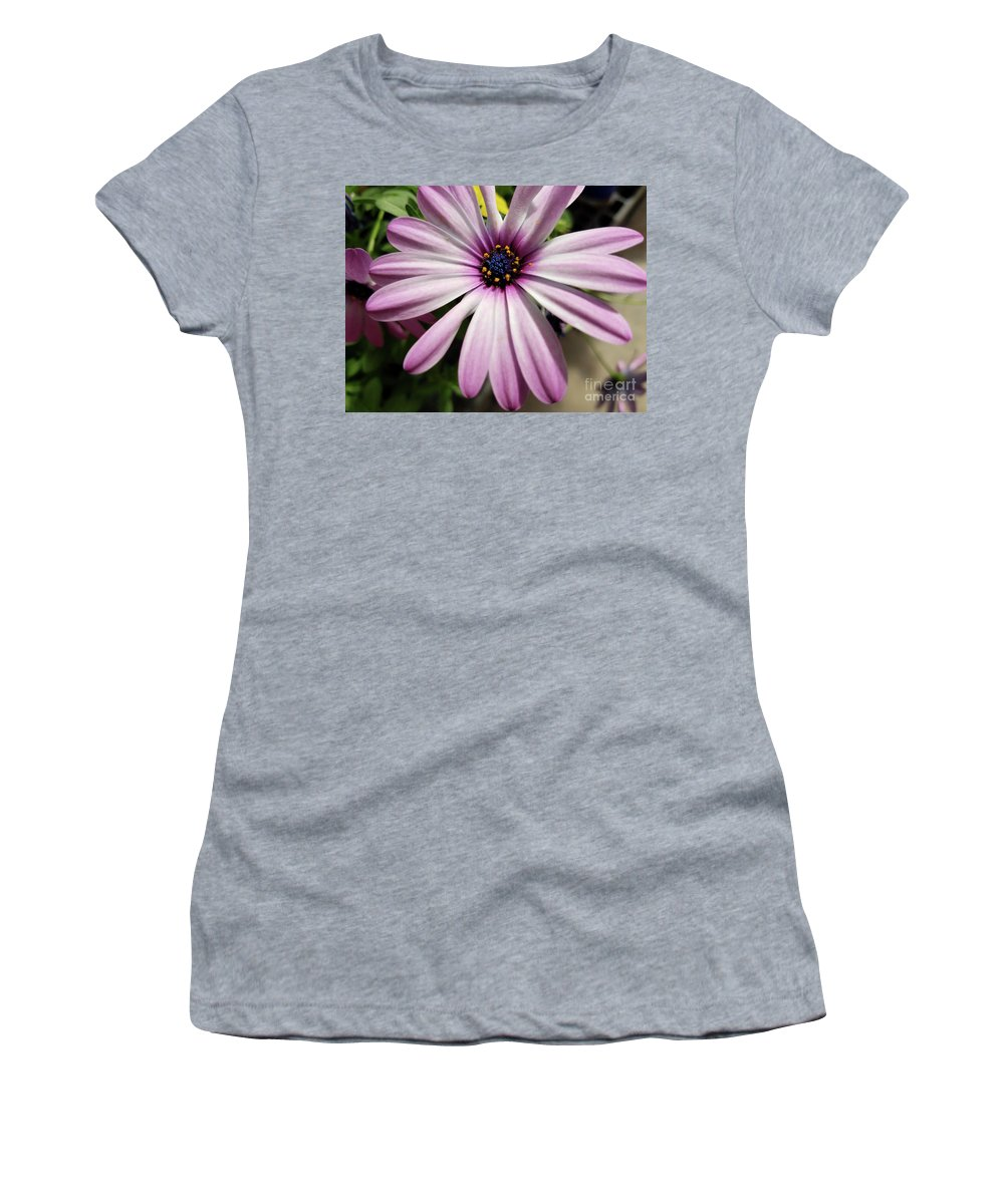 Flower Women's T-Shirt (Athletic Fit) featuring the digital art Flower by Sobano S
