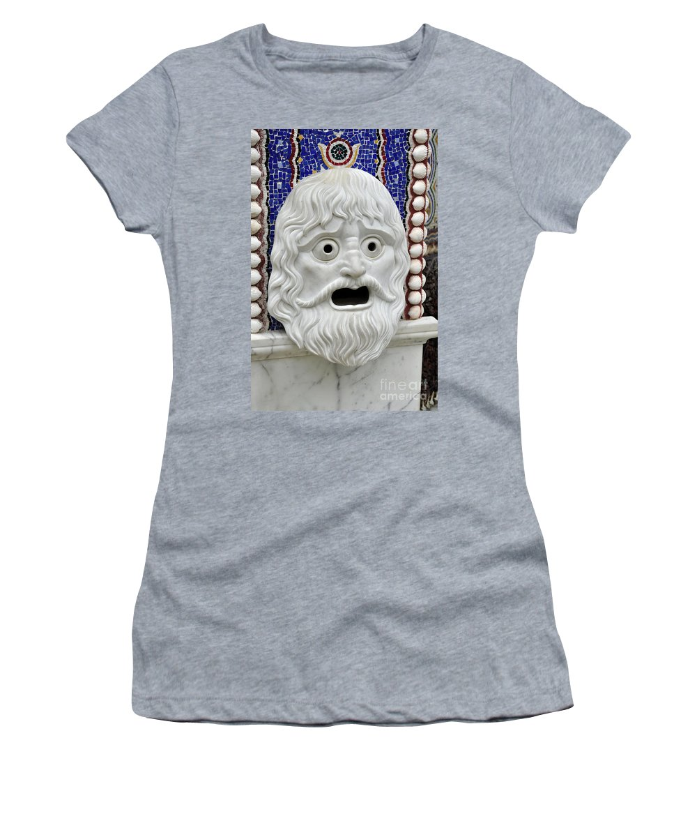 Tlle Women's T-Shirt featuring the photograph Aaaack by Clayton Bruster