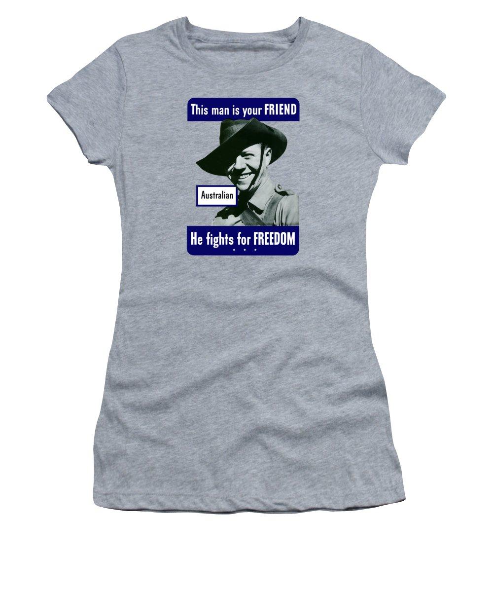 Australians Women's T-Shirts