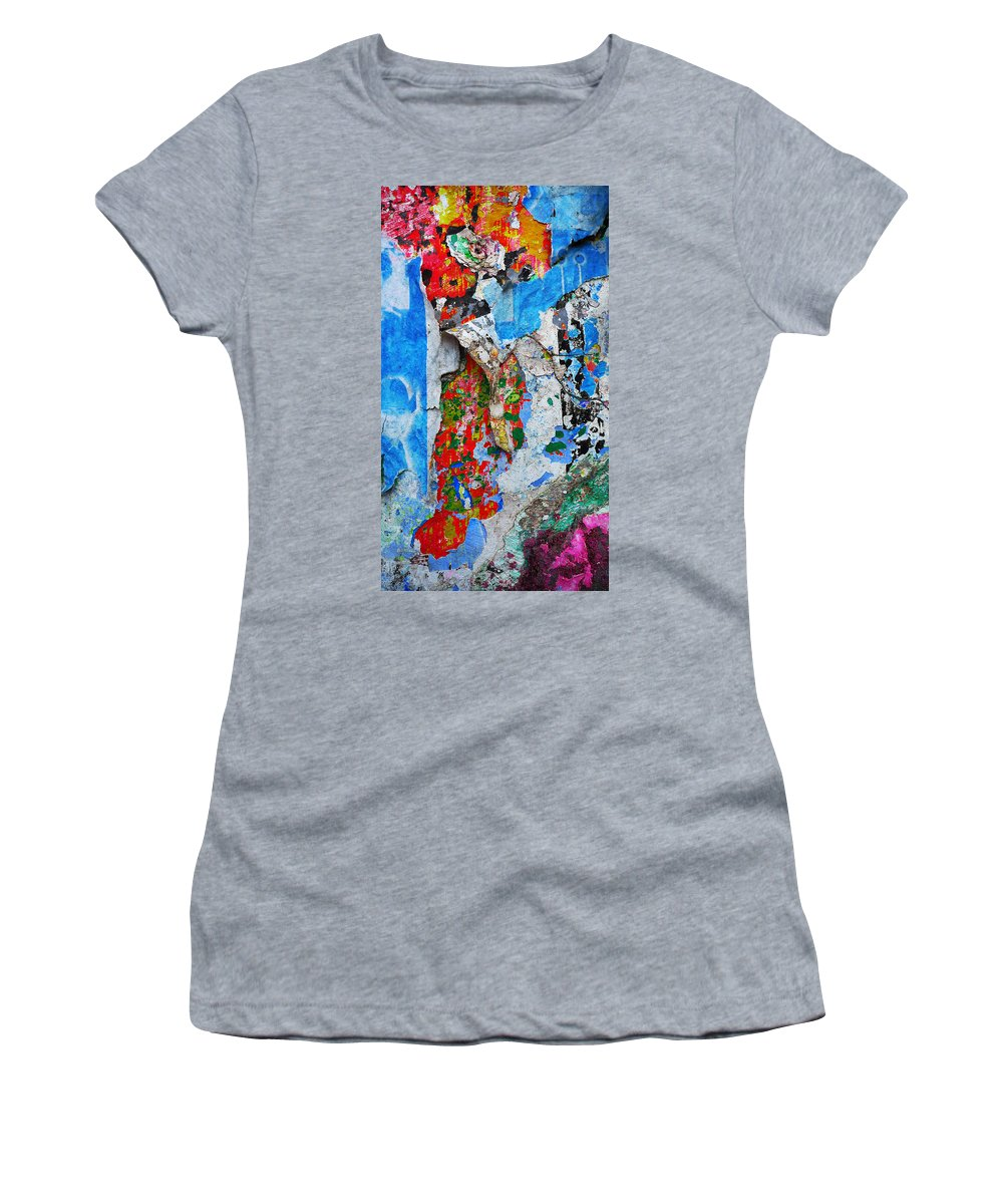 Skip Hunt Women's T-Shirt featuring the photograph Beautiful Loser by Skip Hunt