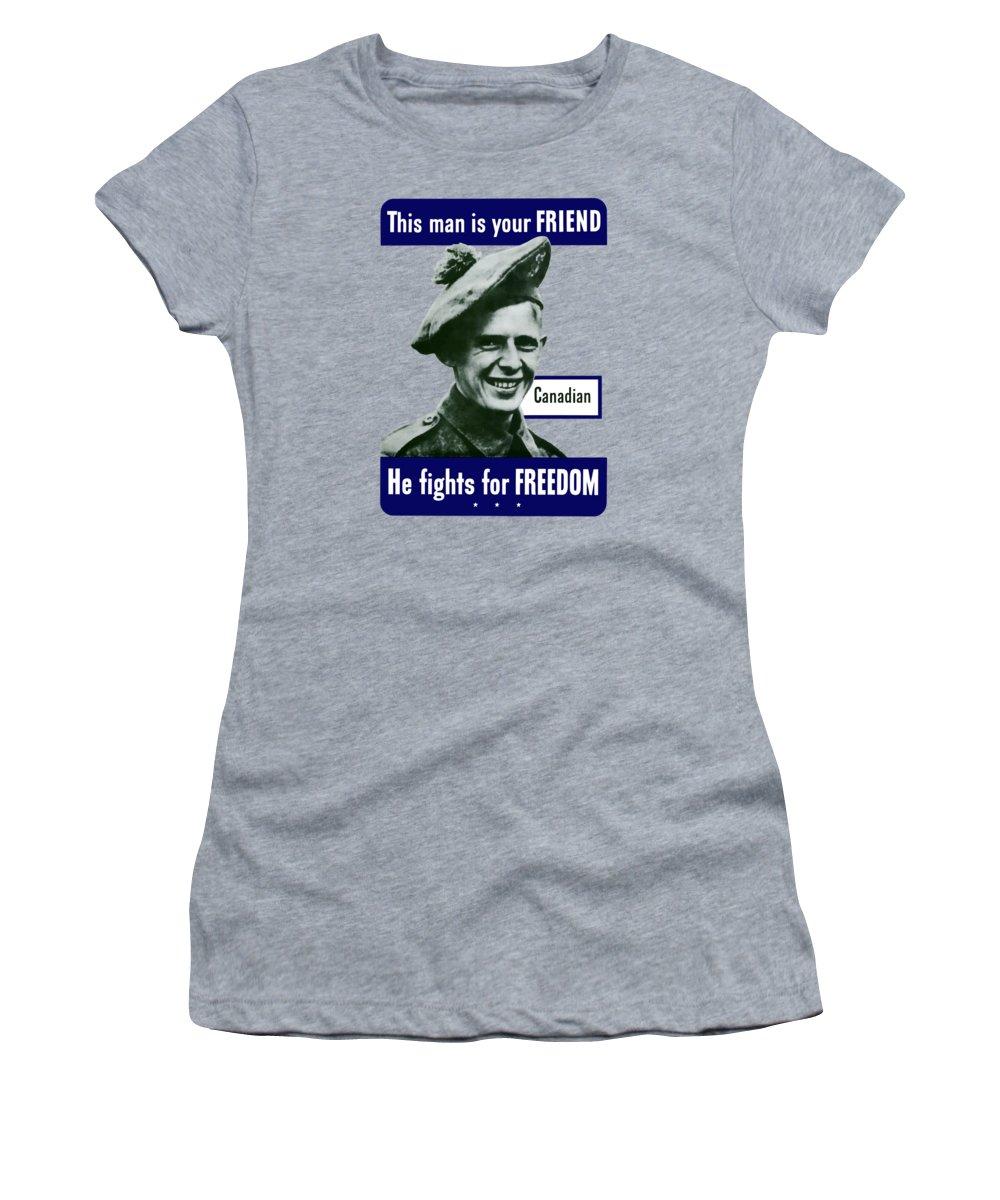 Canada Women's T-Shirts