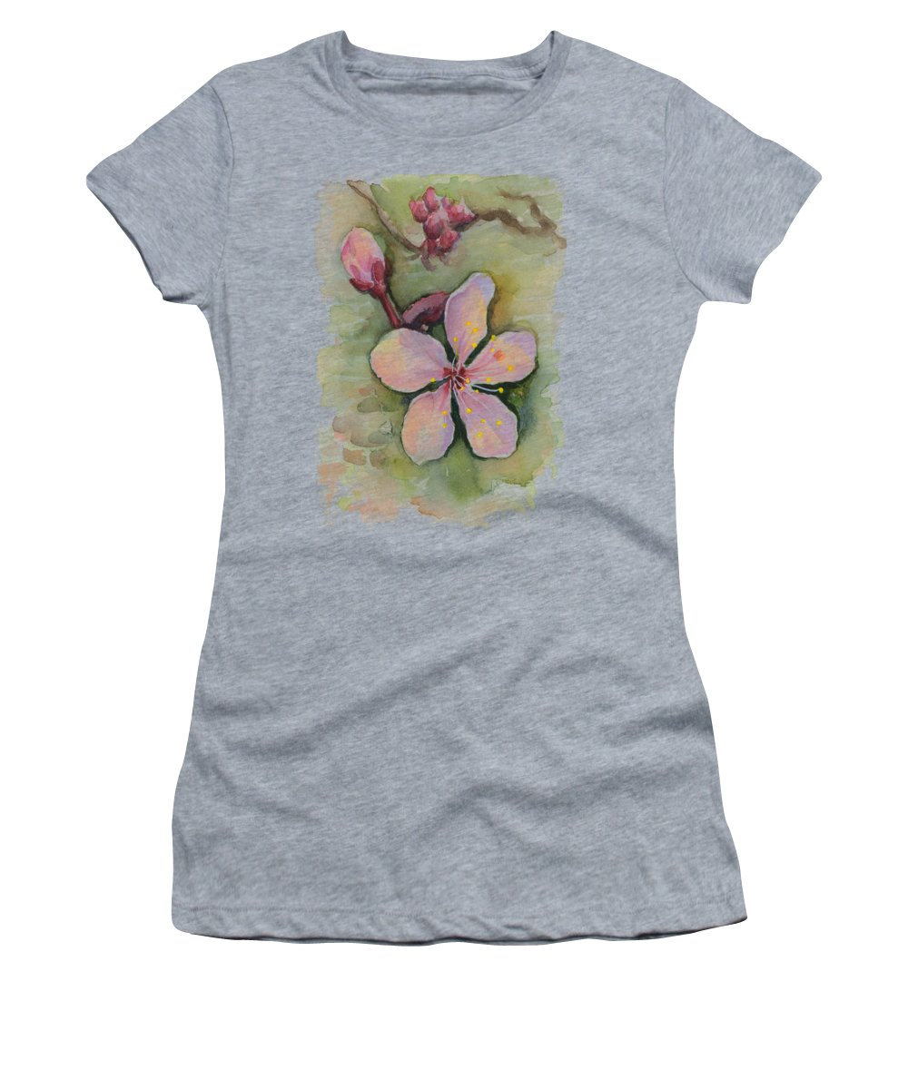 Spring Branch Women's T-Shirts