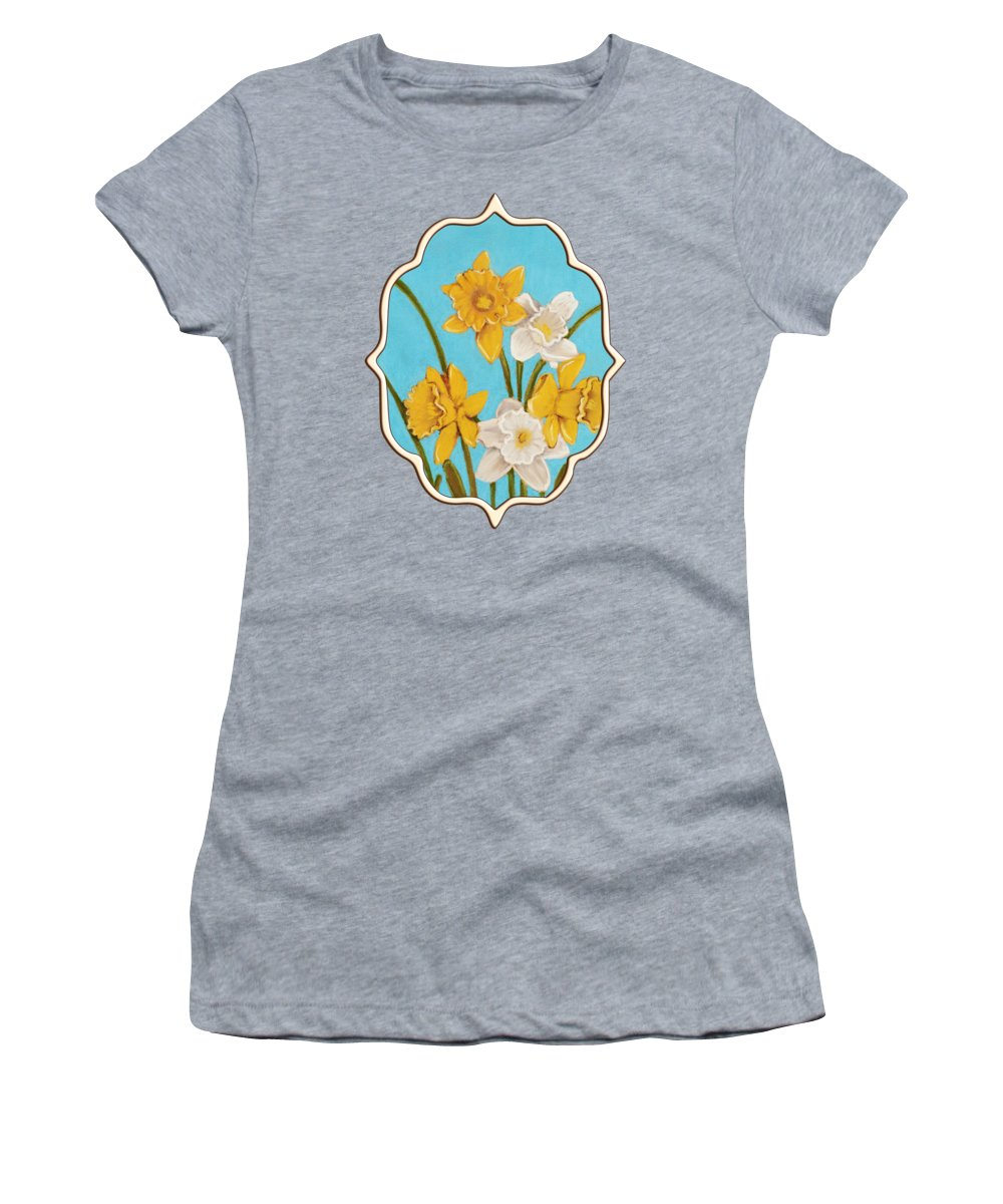Daffodils Women's T-Shirts