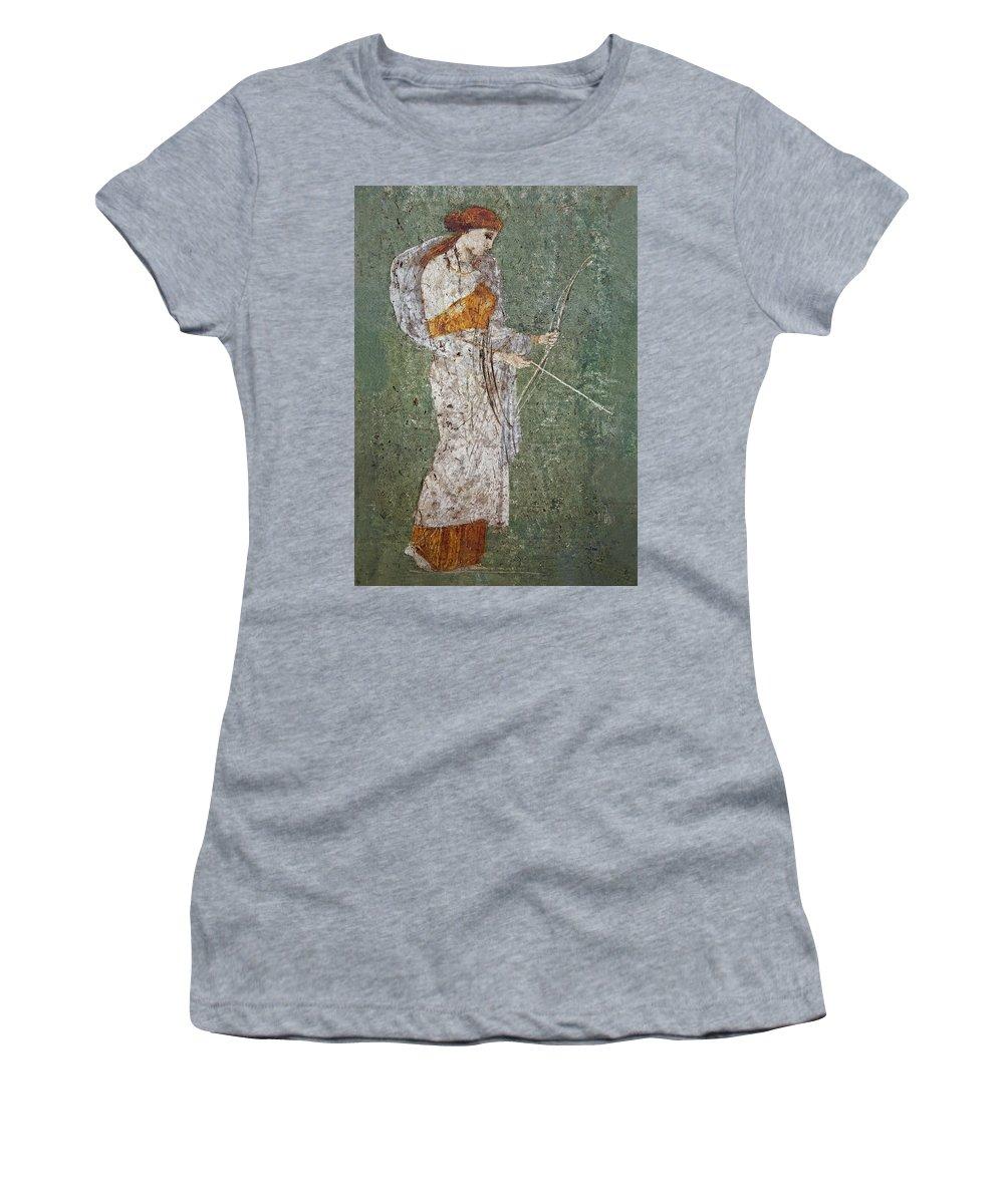 Fresco Women's T-Shirt featuring the photograph Diana by Joachim G Pinkawa