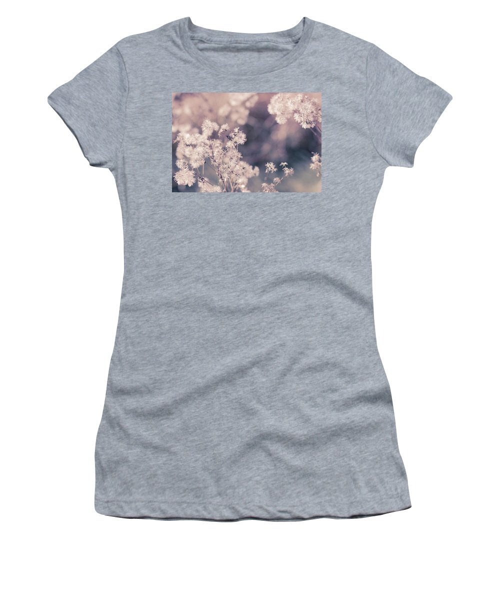 Dreamy Women's T-Shirt featuring the photograph Dreamy by Melissa Leda