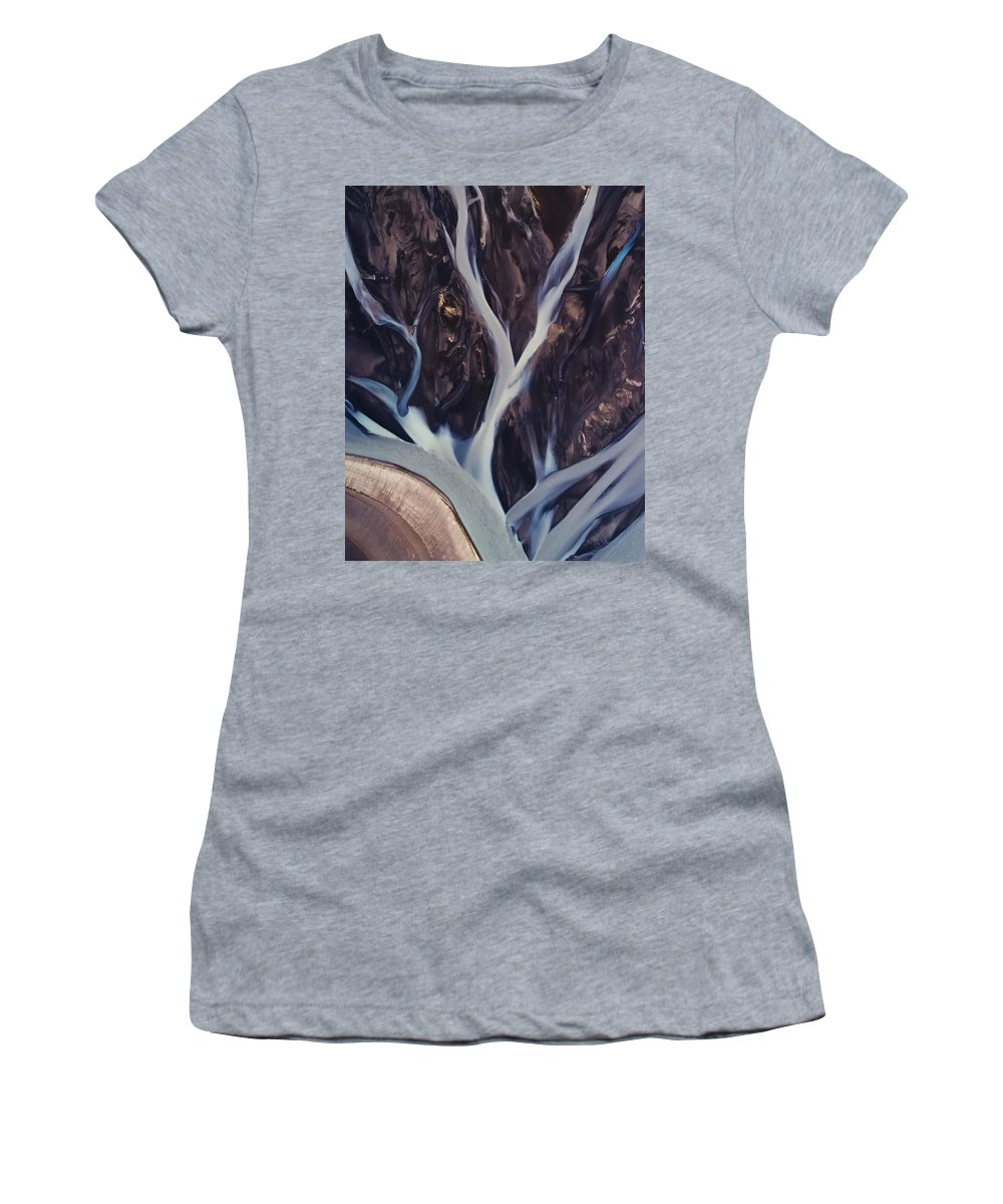 Aerial Perspective Women's T-Shirts