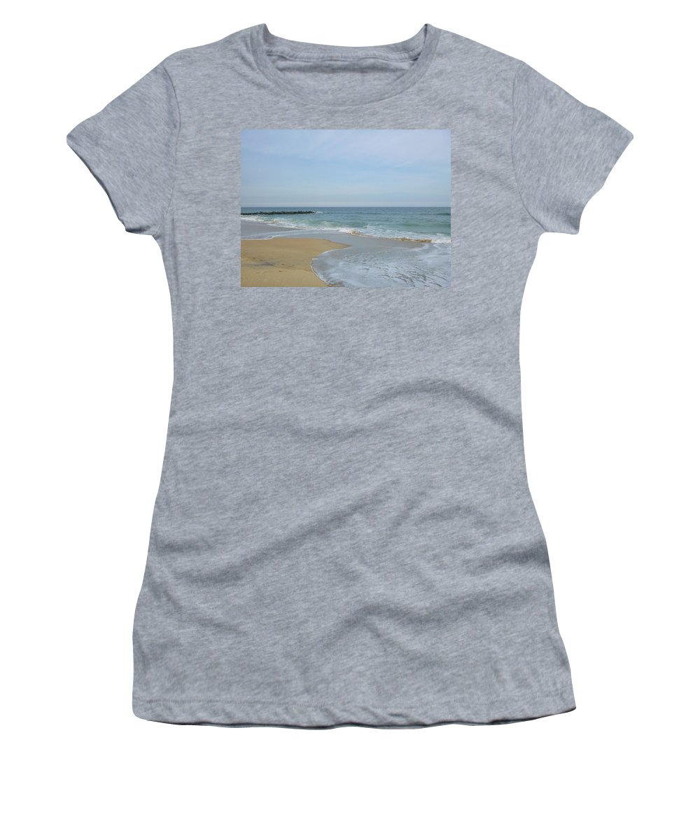 Spring Women's T-Shirt featuring the photograph Hint Of Spring by Ellen Paull