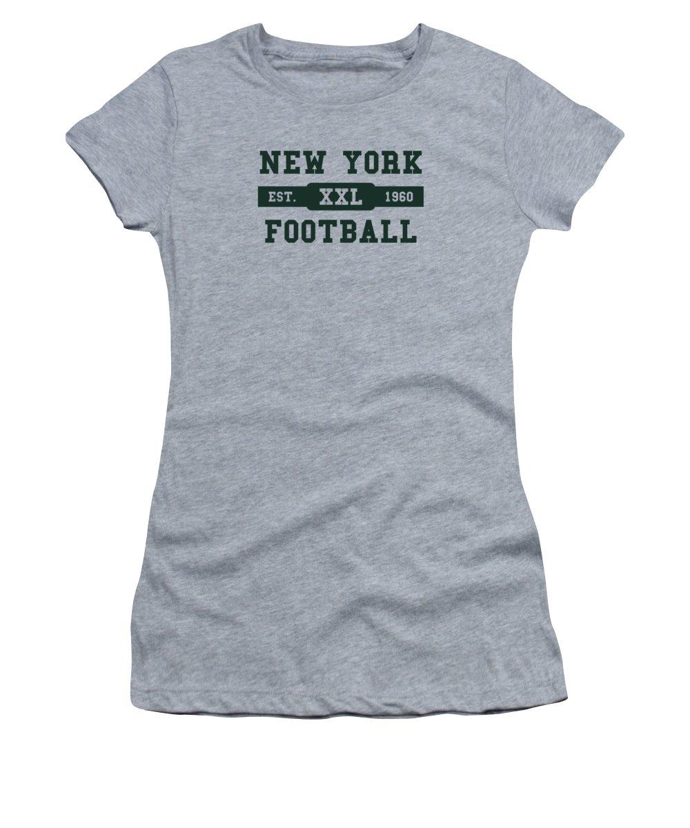 Jets Women's T-Shirt featuring the photograph Jets Retro Shirt by Joe Hamilton