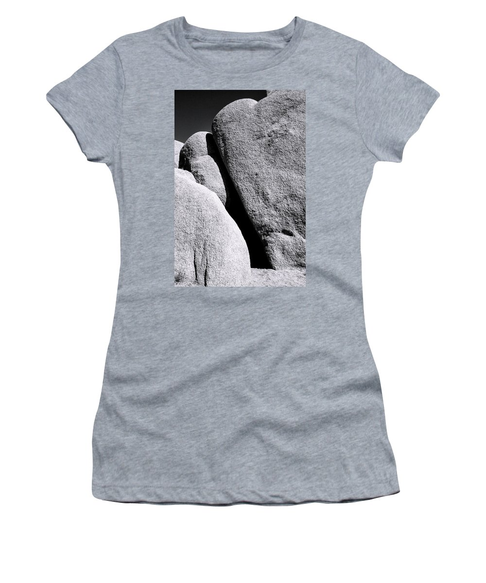 Joshua Tree Women's T-Shirt featuring the photograph Joshua Conference by William Dey
