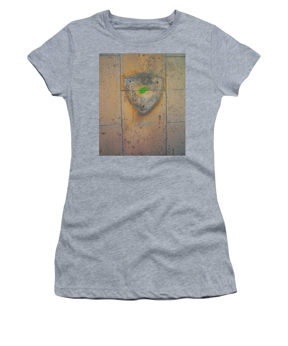 Fishing Net Women's T-Shirt (Athletic Fit) featuring the photograph Klee by Charles Stuart