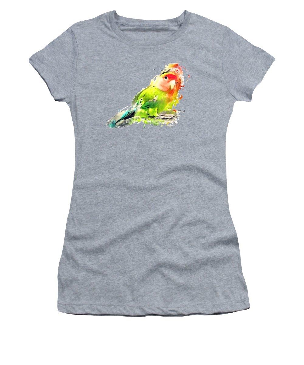 Lovebird Women's T-Shirts