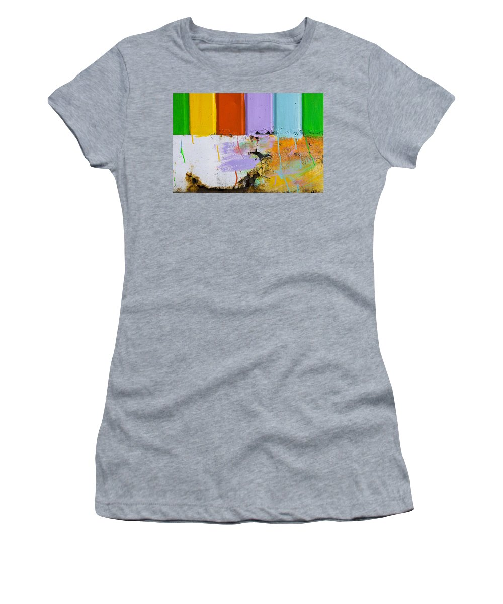 Skip Hunt Women's T-Shirt featuring the photograph Once Upon A Circus by Skip Hunt