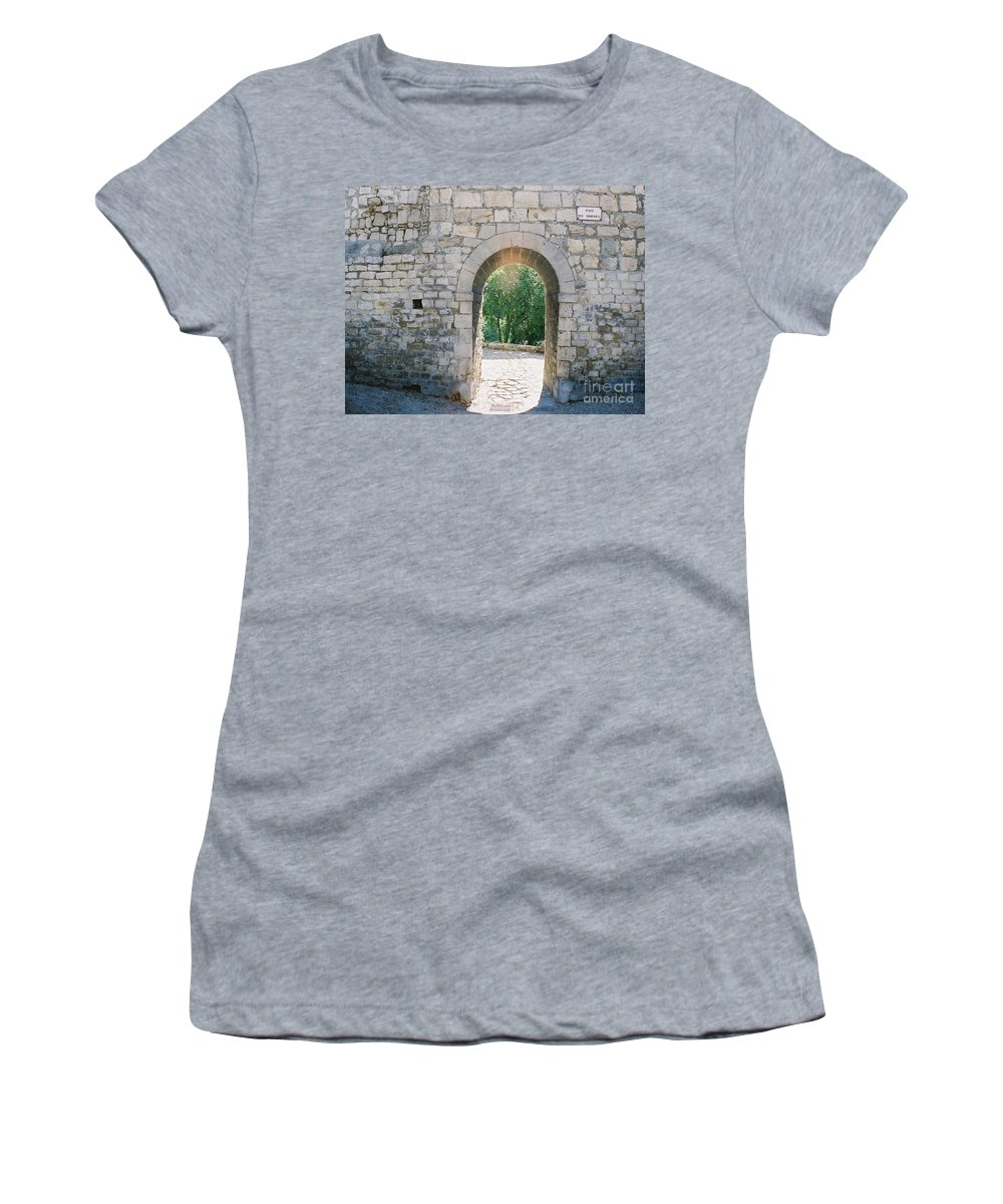 Promise Women's T-Shirt featuring the photograph Promise by Nadine Rippelmeyer